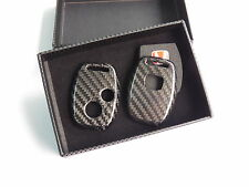 Pinalloy Carbon Key Fob Cover Shell Case 2 Button HONDA TYPE R CIVIC JAZZ FIT