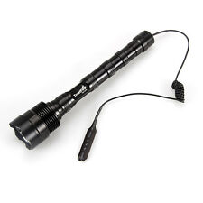 Trustfire 3800Lm TR-3T6 1mode XML T6 LED Tactical 18650 Flashlight Torch Lamp