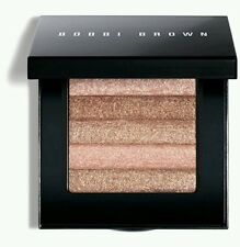 Bobbi Brown Shimmer Brick Compact Powder Pink Quartz BNIB 10.3g