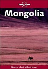 Lonely Planet Mongolia-ExLibrary