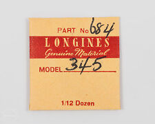 Longines Genuine Material Part #684 Intermediate Date Wheel Tube for Cal. 345