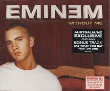 Eminem - Without Me 5 track CD single 2002  Australia/NZ exclusive release