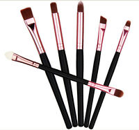 6pcs/set Professional New Makeup brushes Tool for eye shadow Cosmetic Brushes
