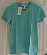 "New Adidas wms/girls top/tshirt Bluegreen XS 30""-32"" chest"