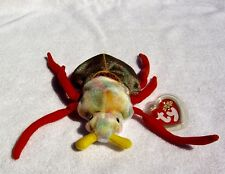 Beanie Babies BEETLE SCURRY WITH PLASTIC TAG PROTECTOR 2000 ~NEW~
