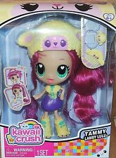 "Kawaii Crush TAMMY LAMBY LULU Large Doll approximately 8"" with hair accessories"