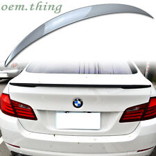Painted For BMW 5-Series F10 Sedan Performance Trunk Spoiler 535d 520i M5