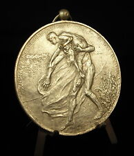 Medaille Aidons-nous mutuellement Let's help each other sc Devreese Wavre  Medal