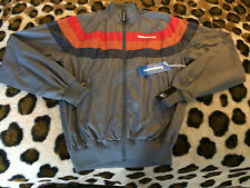 New Supremebeing Wind breaker Jacket mens sz XS gray red orange blue