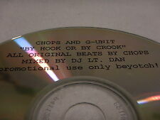 """Chops And G-Unit """"By Hook Or By Crook"""" Mixed By DJ LT. Dan : Promo"""