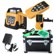 500M SELF-LEVELING RANGEROTARY/ ROTATING GREEN BEAM LASER LEVEL WATER PROOF