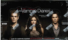 The Vampire Diaries Season 3 -  One (1) Factory Sealed Box    by  Cryptozoic
