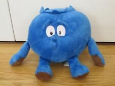 BELLA BLUEBERRY GOODNESS GANG BLUE PLUSH CO-OP SOFT TOY FRUIT #50