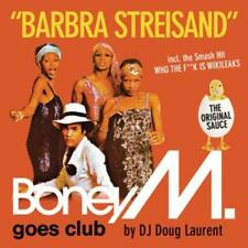 Barbra Streisand-Boney M. goes Club di Boney M. (2011), nuovo OVP, CD 2011