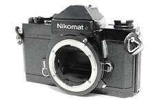 Excellent Nikon Nikomat FT2 35mm SLR Film Camera Black Body from japan #57