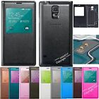 FLIP NFC CASE S-VIEW SVIEW AUTO SLEEP COVER FOR Samsung GALAXY S5 / S5 Mini