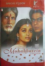 Mohabbatein (2 Disc Special Edition)  - Bollywood Movie DVD Amitabh Bachchan