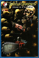 ARMY OF DARKNESS Ashes 2 Ashes # 2 B  (fn) 2004 DDP