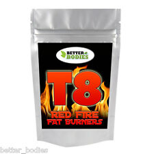 60 T8 Strong Fat Burners Diet & Weight Loss Pills Slimming Tablets Legal SAFE T5