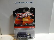 Hot Wheels Delivery Purple Funny Money Truck