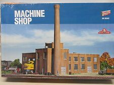 WALTHERS~ #933-2902~ MACHINE SHOP BUILDING KIT~ LOT B ~SEALED~ HO SCALE