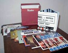 THE KINKS, THE EP COLLECTION VOLUME 1 LIMITED NUMBERED BOX (RED) (NEW)