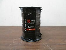 Solid Single Building Wire, 10 AWG, 500 ft, 20 mil THHN Southwire Company Copper