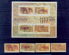 namibia / dinosaurs fossils  / mnh.good condition