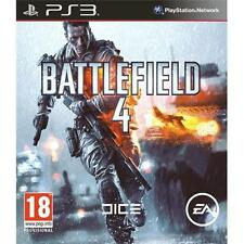 Battlefield 4 (PS3)- Limited Edition, Very Good PlayStation 3, Playstation 3 Vid