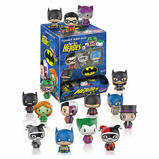 Funko DC Pint Size Heroes Blind Bag Mystery Figure 1 Case Of 24 Figures NEW Toys
