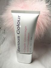 SERIOUS SKIN CARE SERIOUS COLOUR IN DEPTH COVERAGE LIQUID FOUNDATION * STALLONE