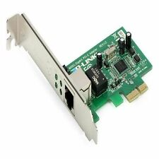 TP-Link TG-3468 Gigabit PCI Express Network Adapter 10/100/1000 Mbps (TG-3468)
