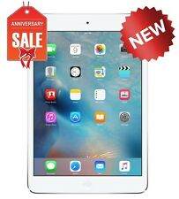NEW Apple iPad mini 2 - 16GB, Wi-Fi + 4G AT&T (Unlocked), 7.9in - Silver