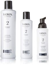 Nioxin System 2 Starter Kit Cleanser, Scalp Therapy & Scalp Treatment 1 set (Cle