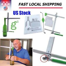 Glass Bottle Jar Cutter Hand Glass Craft Work Tool Recycle Machine Wine Bottle