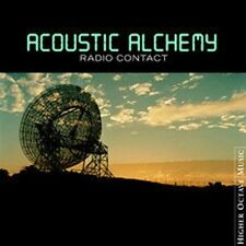 Radio Contact by Acoustic Alchemy CD 2003