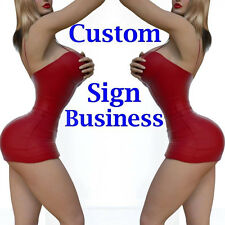 Custom Sign Business For Sale (Building Diagrams and Instructions)