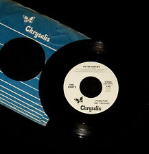 "THE BABYS ""SILVER DREAMS/Same"" CHRYSALIS 2201 (1977) PROMO 45 RPM SINGLE"