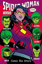 SPIDER-WOMAN #7 (2015) 1ST PRINTING SPIDER-VERSE BAGGED & BOARDED