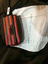 Marc By Marc Jacobs Cambridge Red Multi NWT