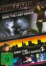 SAVE THE LAST DANCE 1+2 AMARAY  2 DVD NEU
