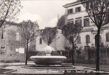 # CARPINETO ROMANO: FONTANA DEL SIMBRIVIO