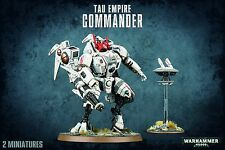 Games Workshop W40k tau Imperio comandante
