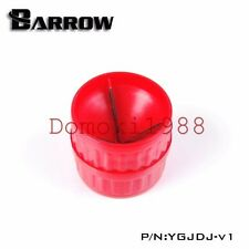 Barrow cuter sharpener Insert Shaping ID 8-10-12-14mm Acrylic Rigid Tubing