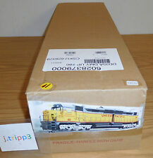 LIONEL 28379 UNION PACIFIC UP DD35A O SCALE DIESEL ENGINE LOCOMOTIVE NON-POWERED