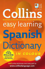 Collins Easy Learning Dictionaries - Collins Easy Learning Spanish Dictionary, B
