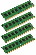 4GB (4X1GB) PC2-5300E MEMORY FOR DELL PRECISION 380 390 390N T3400