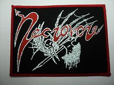 NECROVORE   WOVEN PATCH