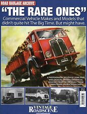 "Truck Book: ROAD HAULAGE ARCHIVE: ""The Rare Ones"" - Commercial Vehicles"