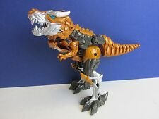 LARGE transformers GRIMLOCK dino ACTION FIGURE AUTOBOT AOE movie FLIP & CHANGE